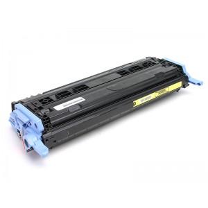 HP Q6002A (124A) žlutá - kompatibilní