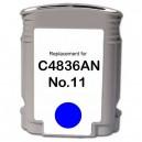 C4836A cyan (č. 11) - kompatibilní