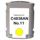 C4838A yellow (č. 11) - kompatibilní