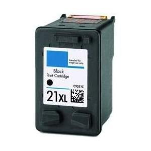 HP C9351A black (č. 21XL) - kompatibilní
